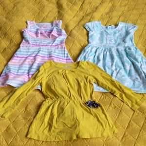 4T dress bundle